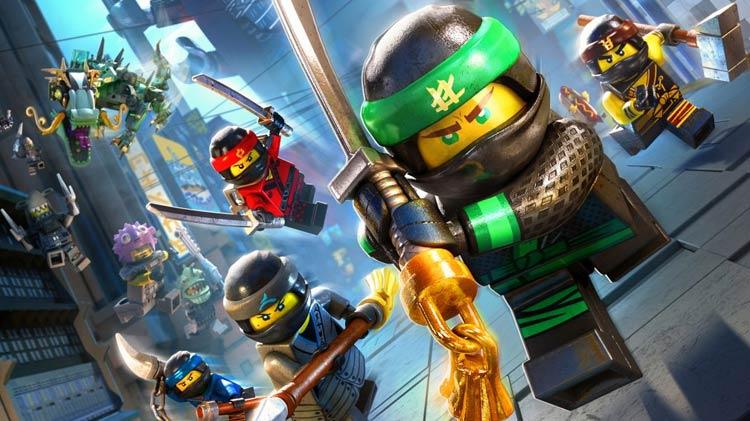 Free Movie Night featuring The Lego Ninjago Movie (PG)
