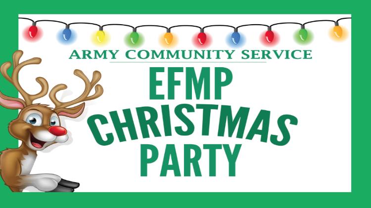 ACS EFMP Christmas Party