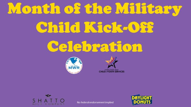Month of the Military Kick-Off Celebration