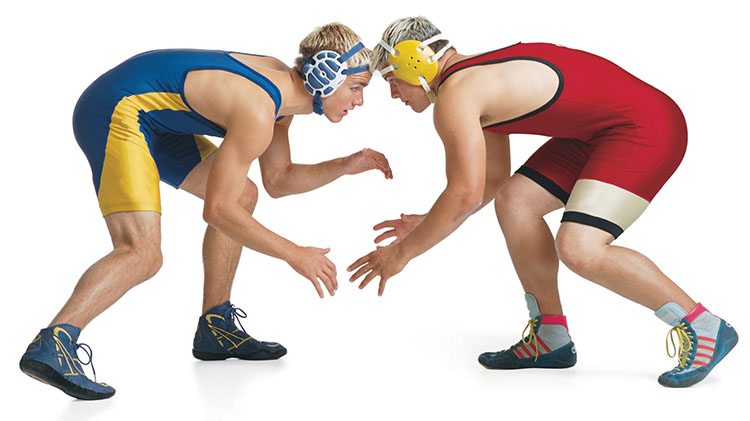 Youth Sports and Fitness Winter Wrestling