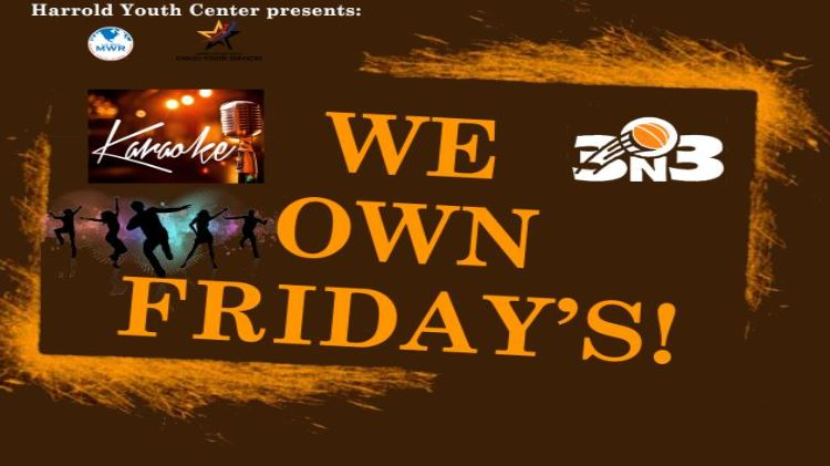 We Own Friday's!