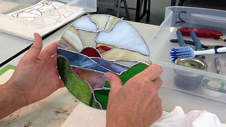 Stained Glass Class