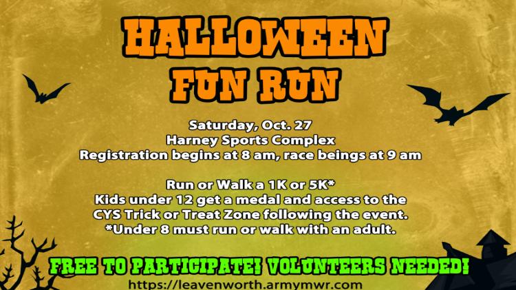 Halloween Fun Run