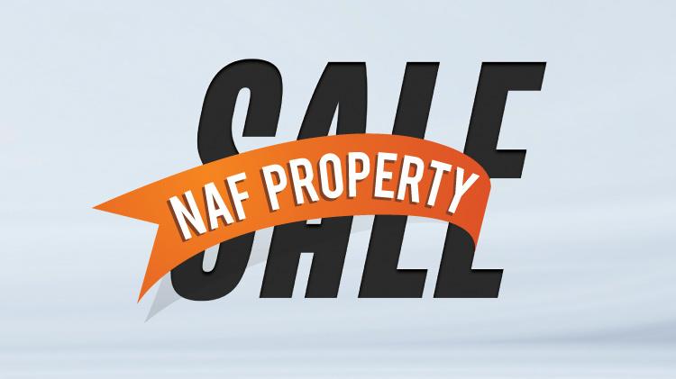 NAF Property Sale