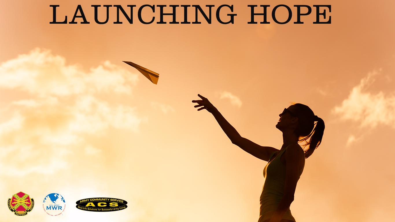 Launching Hope