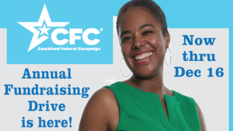 CFC:  Combined Federal Campaign