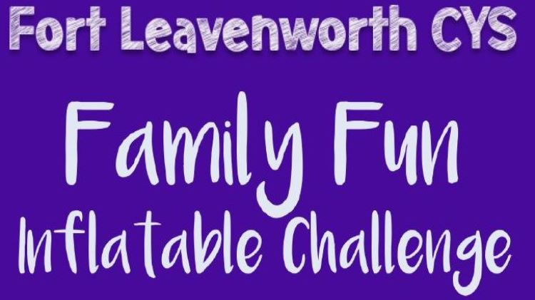 Family Fun Inflatable Challenge