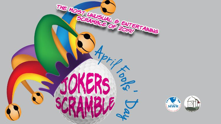 Joker's Scramble