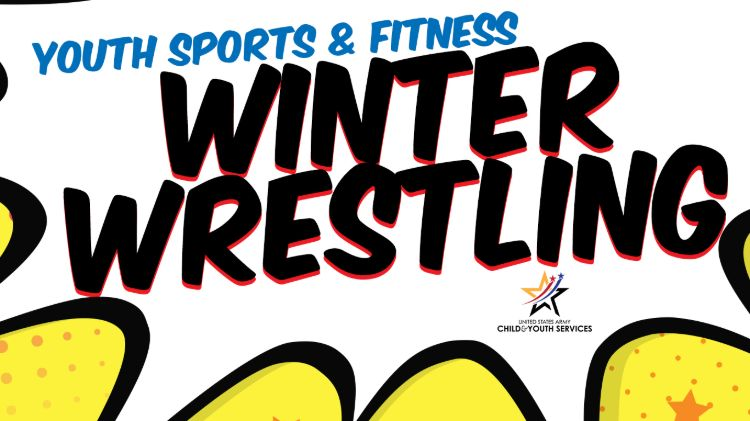 Youth Sports Winter Wrestling Registration