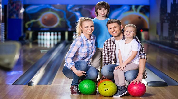 Back to School Bowling Family Fun Night