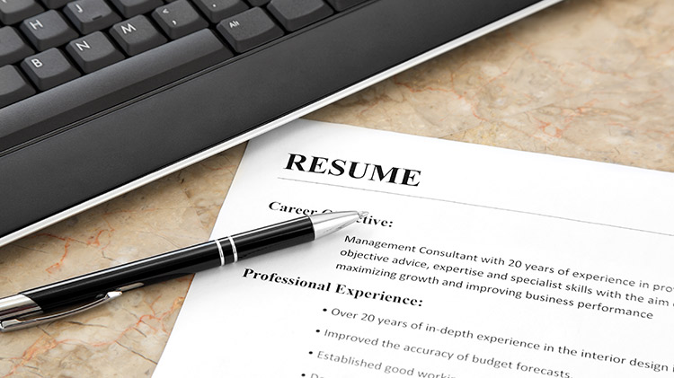 Federal Resume Class & Resume Basics