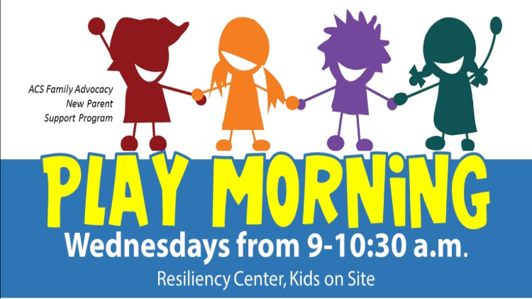 New Parent Support Program Play Morning
