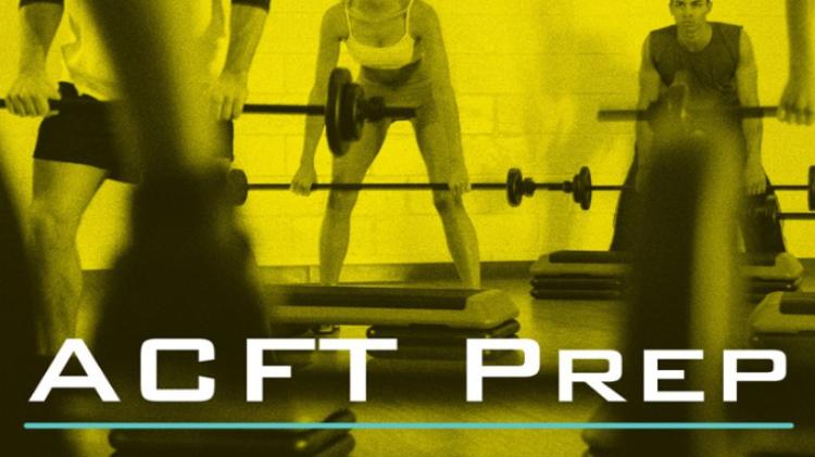 ACFT Prep