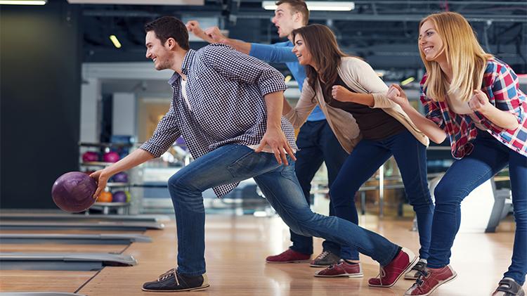 Garrison Open Bowling