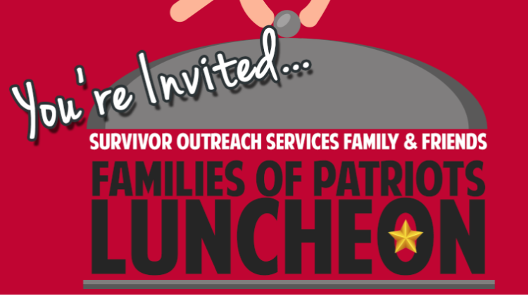 Families of Patriots Luncheon