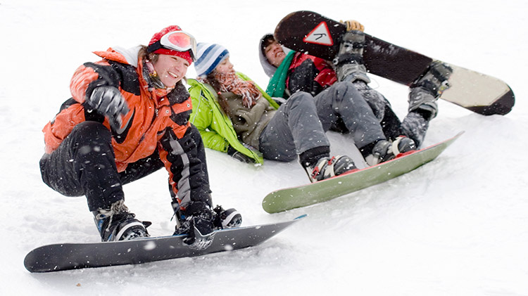 Harrold Youth Center Ski and Snowboard Club