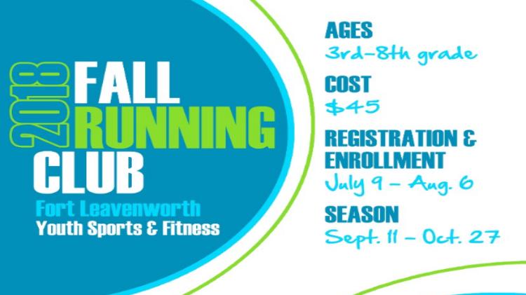2018 Fall Running Club