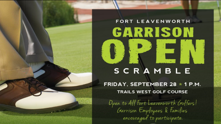 Fort Leavenworth Garrison Open Scramble