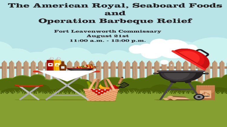 The American Royal, Seaboard Foods and Operation Barbeque Relief