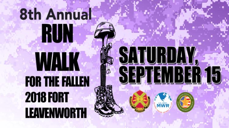 8th Annual Run Walk for the Fallen