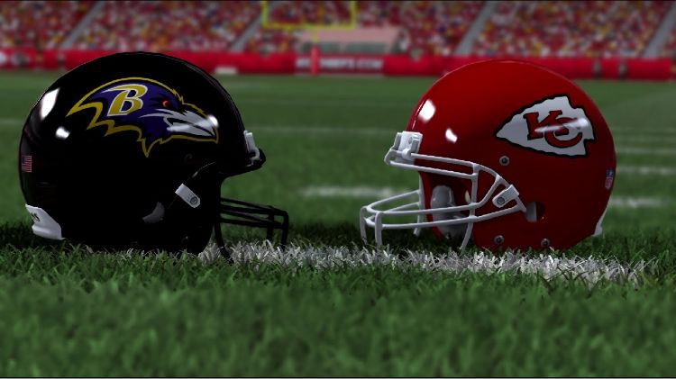 Baltimore Ravens vs. Kansas City Chiefs