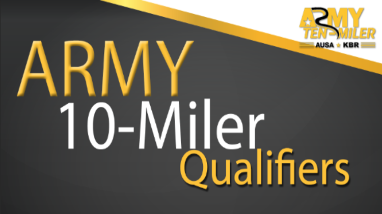 ARMY 10-Miler Qualifiers