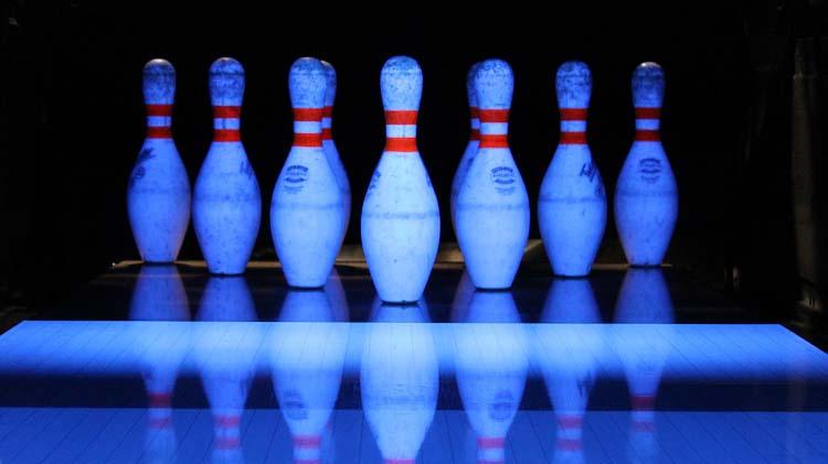 Saturday Cosmic Bowling