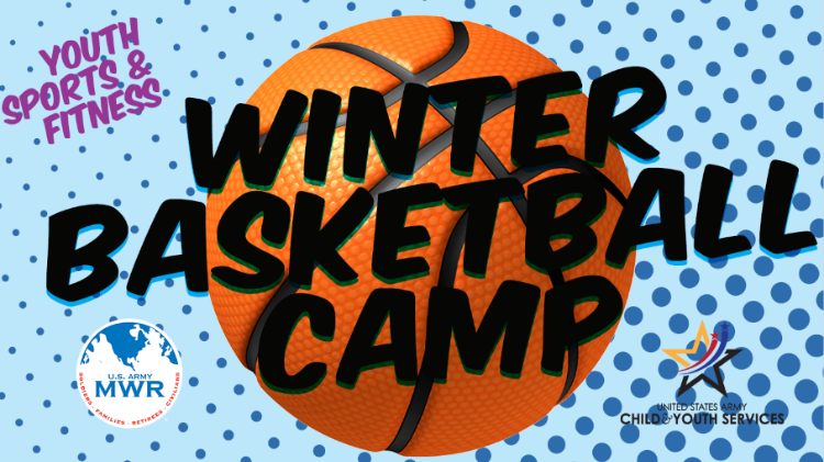 Youth Sports Winter Basketball Camp Registration