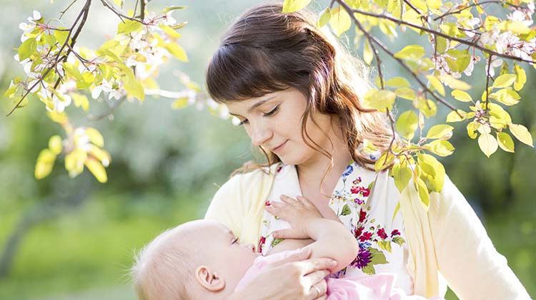 Better Breast Feeding