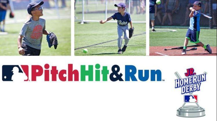 CYS Youth Sports: Pitch, Hit & Run